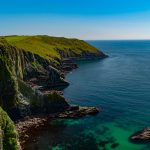 15 Photos of Ireland. The Old Head of Kinsale. This area is the nearest point of land to where the RMS Lusitania was sunk in 1915.