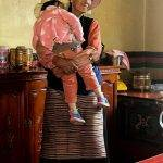 Grandmother and Granddaughter, Lhasa, Tibet