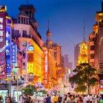 Nanjing Road, Shanghai, China (Photo courtesy of www.timeshighereducation.com)