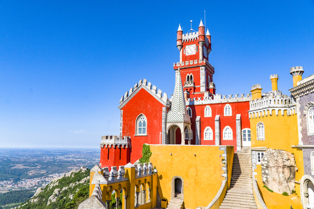 My Tips for Spending a Day in the Whimsical Town of Sintra, Portugal