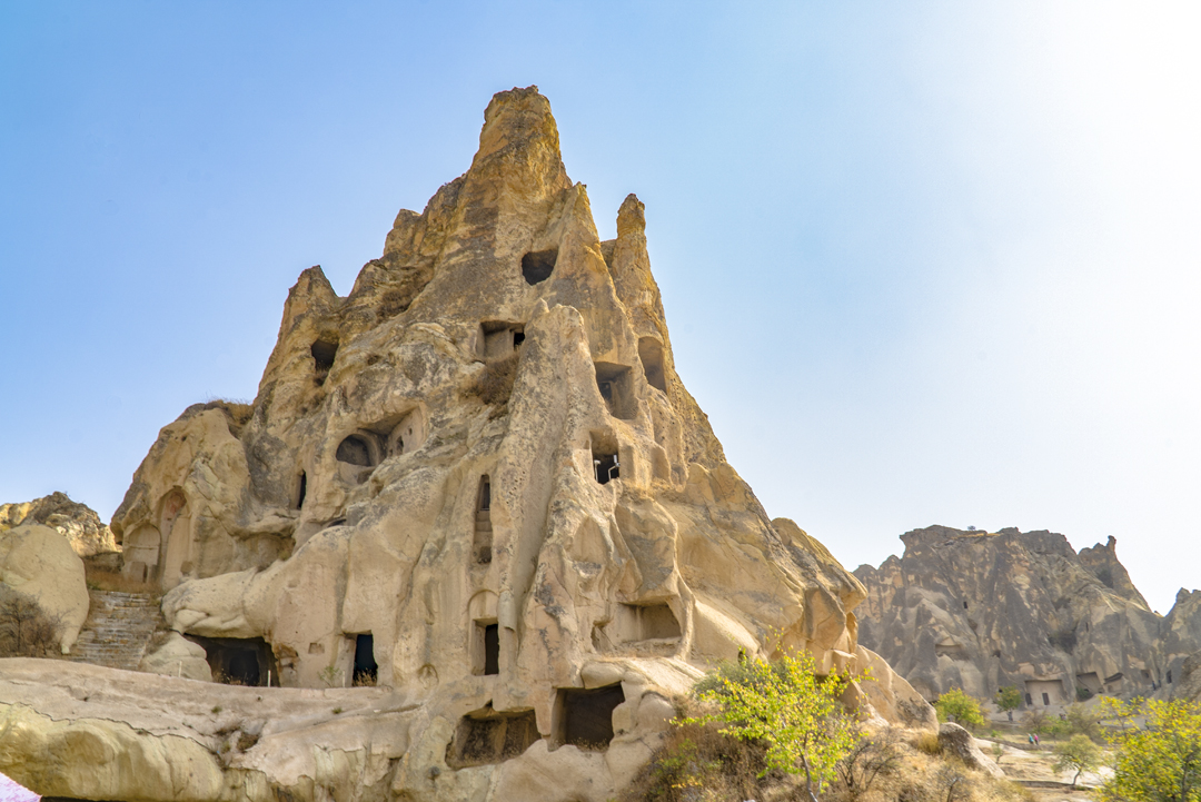 How Selfies Diminish Travel. Cave homes at the Goreme Open Air Museum. The museum has been a member of the UNESCO World Heritage List since 1984, and was one of the first two UNESCO sites in Turkey.