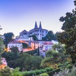 10 Photos of Sintra. The National Palace of Sintra was inhabited by kings for many centuries.
