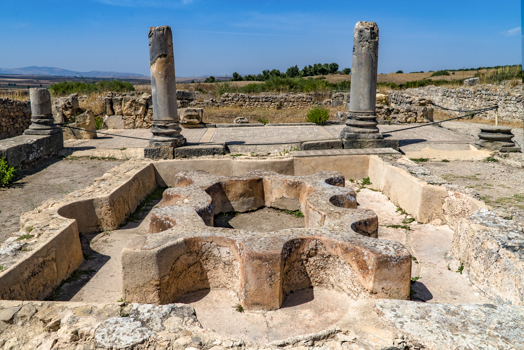 Nine Photos of Volubilis. Volubilis was occupied till about 1,000 AD. Both Christians and Islamists occupied the city at one point or another.