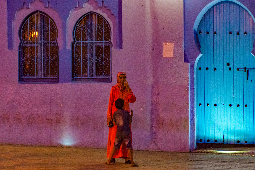 My Top Travel Tips for Morocco. The medina in Chefchaouen showcases a colorful show mostly inblue. If you love blue you must come here!