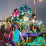 Carnival in Cozumel. The Island of Cozumel invests tens of thousands of dollars into their Mardi Gras celebration, making it one of the best in Mexico.